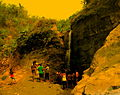 Cox's Bazar Himsori waterfall.JPG