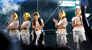 Crayon Pop - Crayon Pop in August 2014