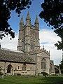 Cricklade parish church - rear view - geograph.org.uk - 527662.jpg