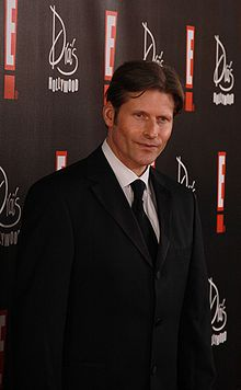 taille Crispin Glover
