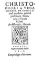 Cristóbal de Vega (1553) Comentaria in librum Galeni de differentia febrium.png