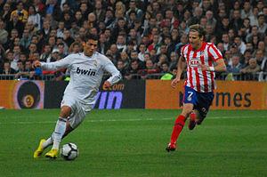 Cristiano Ronaldo y Diego Forl%C3%A1n