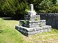 Cross in Llanblethian (geograph 6875819).jpg