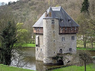 Crupet - The 13th Century Castle of Crupet