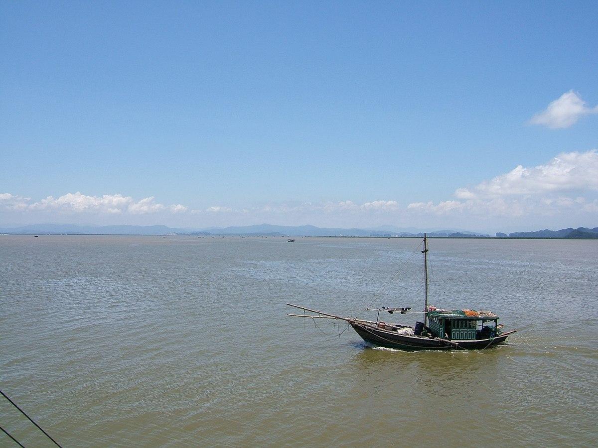 Sông Bạch Đằng – Wikipedia tiếng Việt