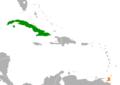 Cuba Trinidad and Tobago Locator.png