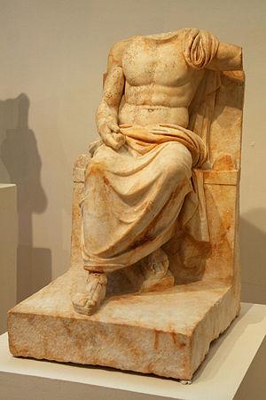 Cult Statue of Zeus Hypsistos