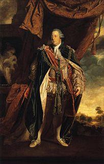 Prince William, Duke of Cumberland British Army general