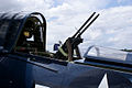 Curtiss SB2C-5 Helldiver BuNo 83589 NX92879 Gunner close SNF 16April2010 (14627183481).jpg