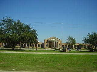 Cy-Fair High School Co-educational, public, secondary school in Cypress, Harris County, Texas