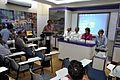 Cyril K Babu - Valedictory Session - International Capacity Building Workshop on Innovation - BITM - Kolkata 2015-03-28 5366.JPG