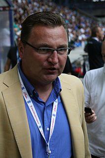 Czesław Michniewicz Polish footballer and manager