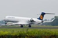 D-ACKH - CRJ9 - Lufthansa