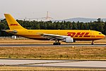 D-AEAH EAT Leipzig Airbus A300B4-622R(F) coming in from Paris (CDG) @ Frankfurt - Rhein-Main International (FRA) - 21.06.2017 (35411213846).jpg