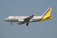 D-AKNN - A319 - Eurowings