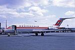 D-AMOR Douglas DC-9-15 Germanair (Lovebird) LGW 04AUG69.jpg