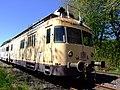 DB Schwer-Kleinwagen nr 701 032-5 Turmtriebwagen.JPG