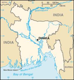 Dhaka Wikipedija