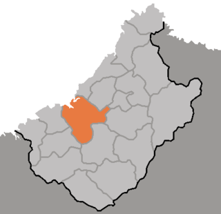 Wiwon County County in Chagang Province, North Korea