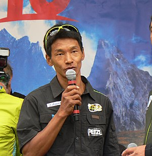 Nepal at the 2014 Winter Olympics - Dachhiri Sherpa competed in cross-country skiing as the only athlete from Nepal.