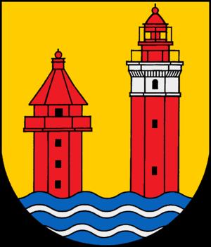 Dahme, Schleswig-Holstein - Image: Dahme Wappen