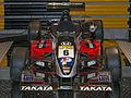 Dallara F301 (Takuma Sato, 2001 Macau GP) front 2015 Grand Prix Museum.jpg
