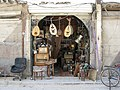 Damascus, Syria, Store, Oud, Arabic musical instruments, and more.jpg
