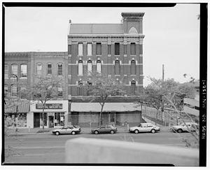 Dania Hall (Minneapolis) - Dania Hall at 427 Cedar Avenue South 1992