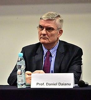Daniel Dăianu Romanian politician and economist