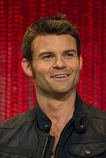 Daniel Gillies Canadian-born New Zealand actor