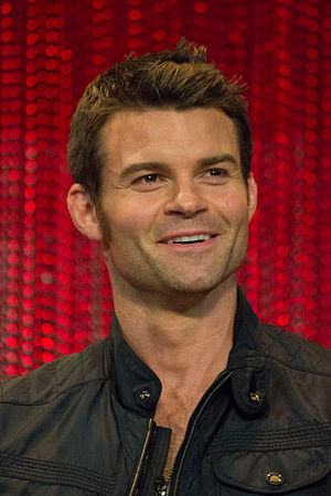 Daniel Gillies - Gillies at PaleyFest 2014 for The Originals