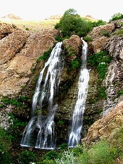 آبشار دوقلو - ویکیپدیا، دانشنامهٔ آزاد