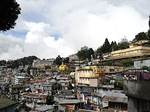 Darjeeling district - Darjeeling Municipal Area