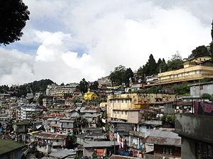 Darjeeling district - Darjeeling Municipal Area