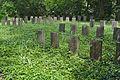 Darmstadt West Waldfriedhof Gräber Russische Kriegsgefangene1.jpg