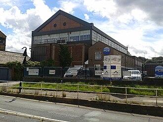 Darnall Works - Former Heat Treatment Workshop at Darnall Works