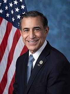 Darrell Issa American politician, inventor and entrepreneur