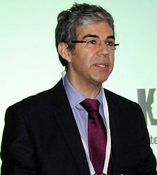 David Nott addressing the Keep Her Safe conference in 2013.jpg
