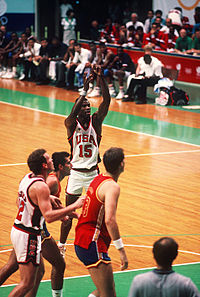 David Robinson at 1988 Summer Olympics vs. Spain.jpg