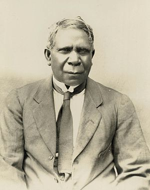 Australian literature - David Unaipon (1872-1967), the first Aboriginal author.