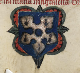 Arms of the Astley family
