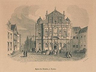 De Sint-Carolus Borromeuskerk, Antwerpen