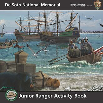 De Soto National Memorial - Junior Ranger Activity Book