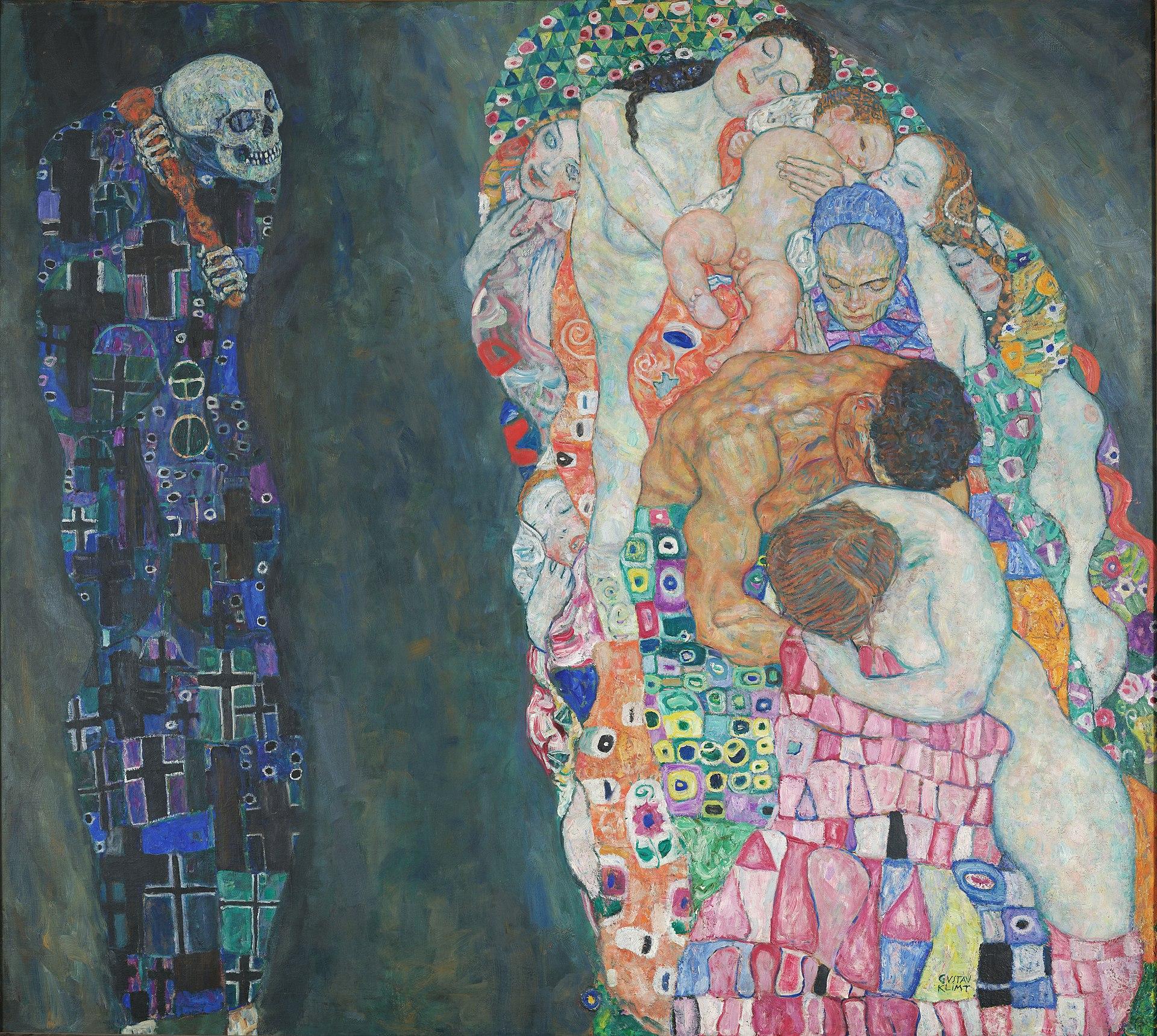 https://upload.wikimedia.org/wikipedia/commons/thumb/7/7d/Death_and_Life_-_Gustav_Klimt.jpg/1920px-Death_and_Life_-_Gustav_Klimt.jpg