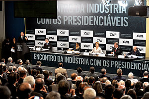 Brazilian presidential election, 2010 - Presidential debate.