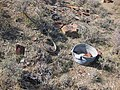 Debris above the ghost town of Scossa, Pershing Co., NV - panoramio.jpg