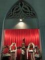 Decoración del Santísimo Sacramento para Semana Santa en la Iglesia del Corazón de María.jpg