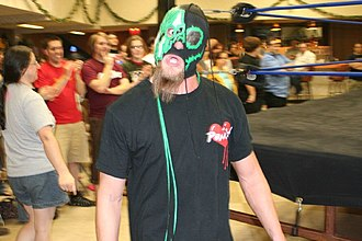 Delirious (wrestler) - Delirious in 2006