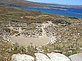 Delos Amphitheater - panoramio (1).jpg