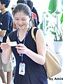 Delta Electronics Yvonne Chen at COSCUP 20110820.jpg